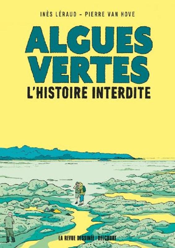 I.Léraud et P. Van Hove (Ed. Delcourt / La Revue Dessinée)