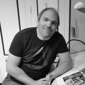 Arnaud Michel - portrait
