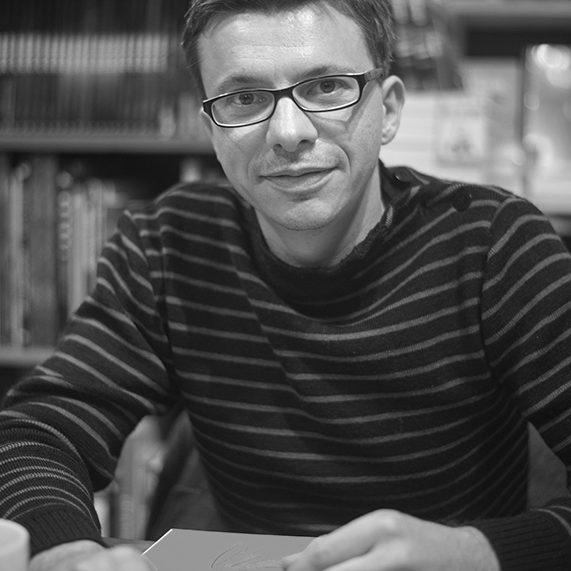 François Ravard - portrait
